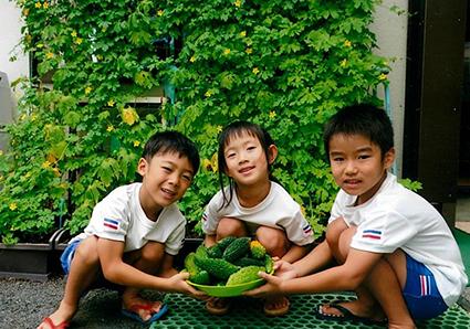 常緑保育園(焼津市)