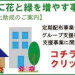 街に花と緑を増やす事業